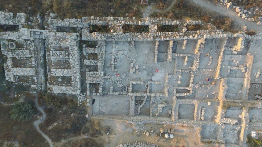 Salamon korabeli palotát találtak Izraelben