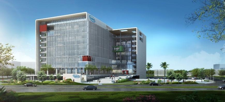 Izraelben épül a világ legokosabb irodaháza