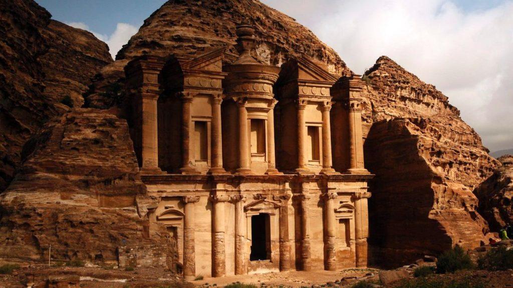 Elfeledett kerteket fedeztek fel Petra városában