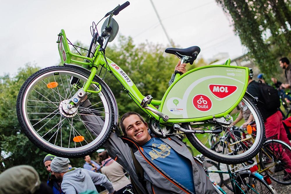 Egy izraeli applikáció forradalmasíthatja a közösségi kerékpározást