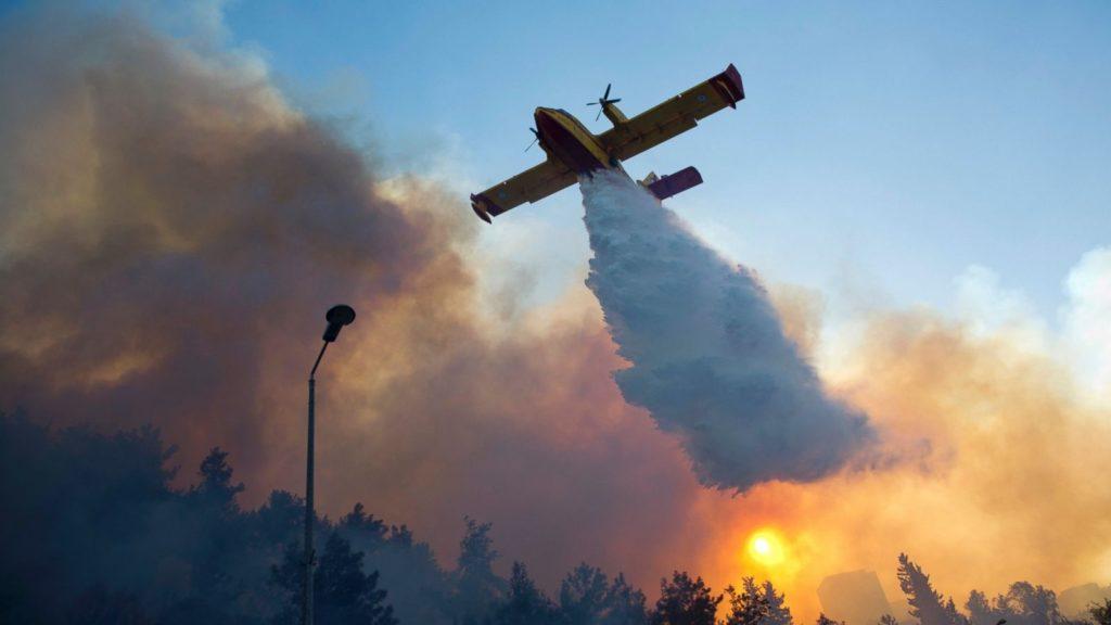Sikeresen megfékezték a tüzeket Izraelben
