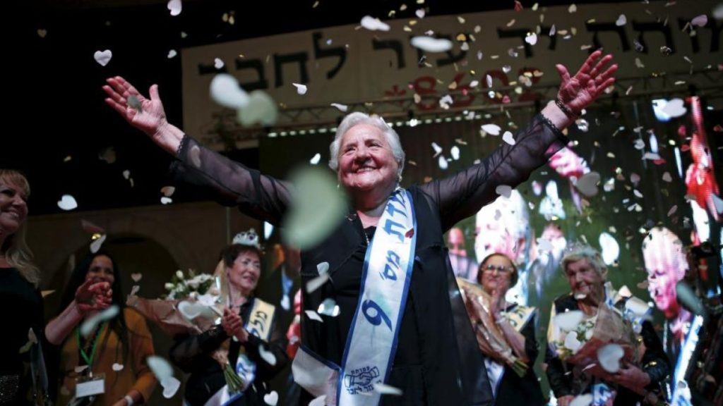Szépségversenyt rendeztek holokauszt-túlélőknek