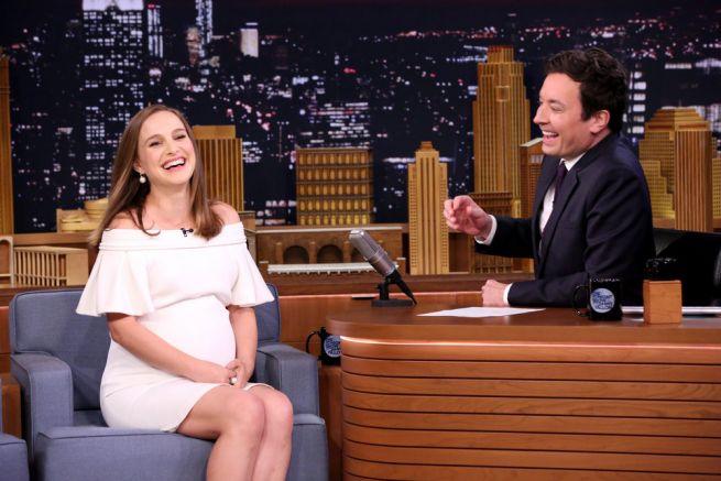 Natalie Portman a Tonight Showban