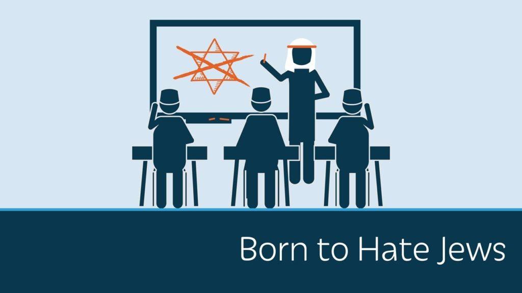 Egy muszlim, aki a zsidókat gyűlölve született, de egy könyvesboltban megvilágosodott