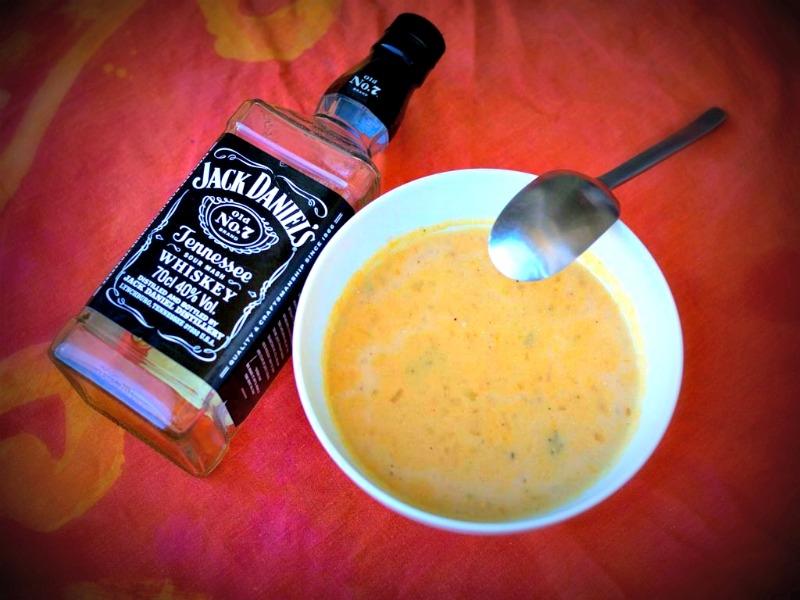 Sábeszi ajánlat – Whiskys burgonyaleves