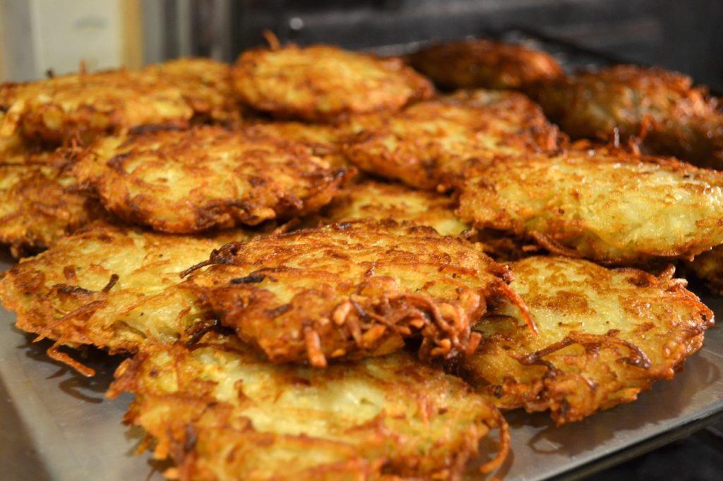 Egy méltatlanul elfeledett hanukai finomság