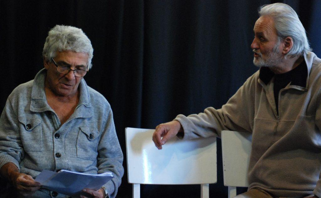 Bemutató: Halpern és Johnson Székhelyi Józseffel és Trokán Péterrel