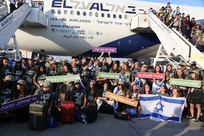Új olék (bevándorlók) Izraelben
