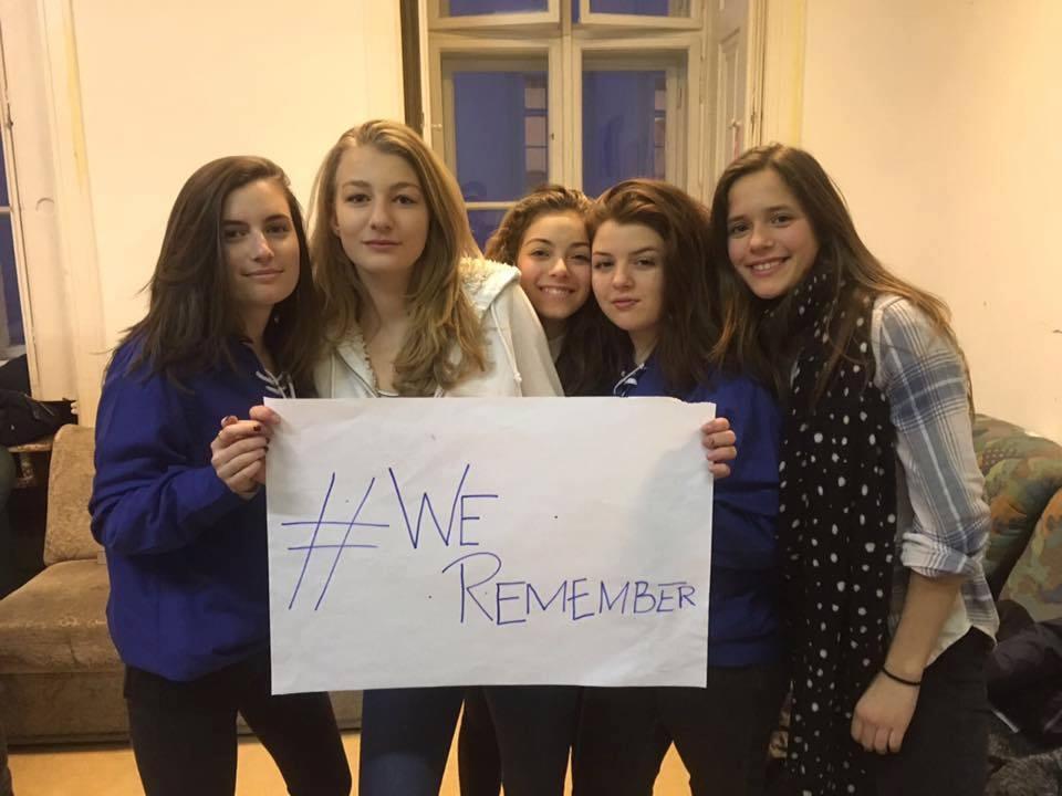 #WeRemember emlékkampány a Nemzetközi Holokauszt Emléknap alkalmából