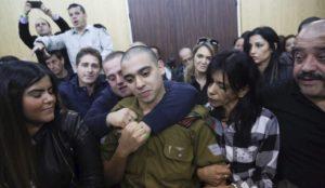 Bűnösnek találta a bíróság a magatehetetlen palesztin merénylőt agyonlövő izraeli katonát