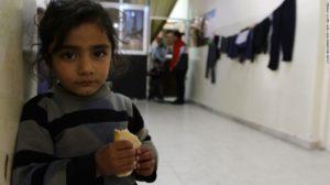 Száz árván maradt szíriai gyereket fogad be Izrael