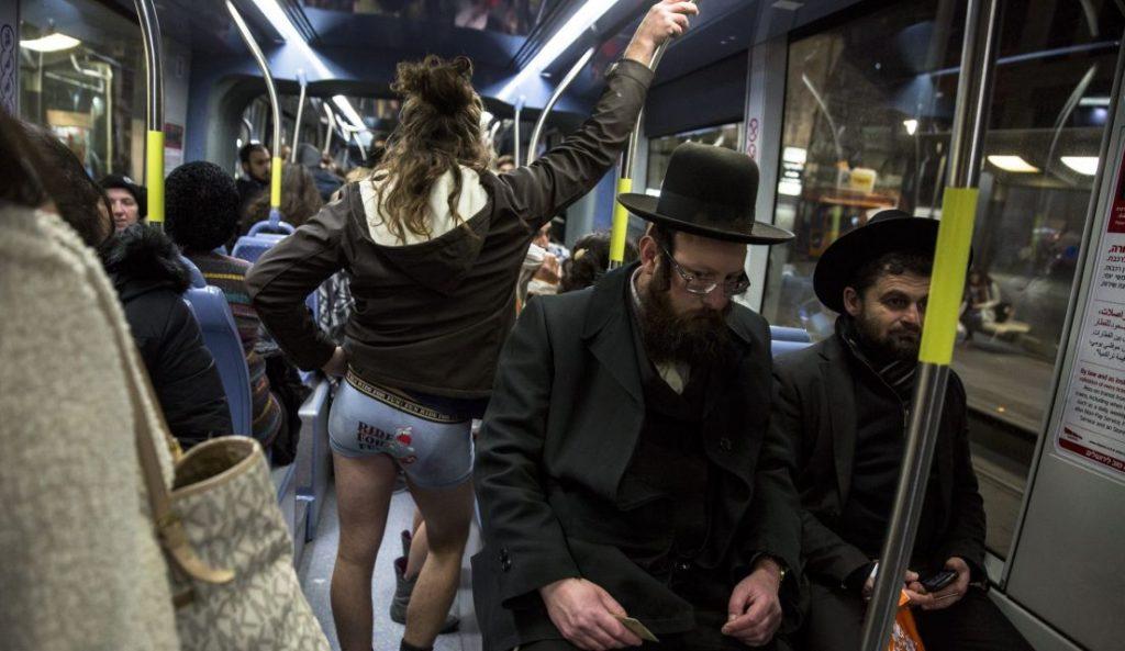 Nadrág nélkül Jeruzsálemben