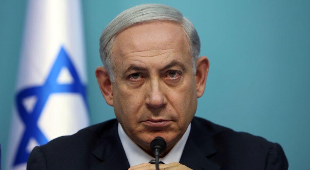 Bajban az izraeli miniszterelnök