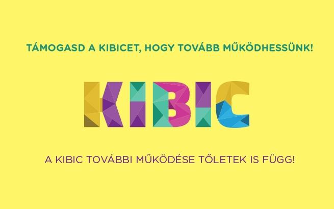 Gondolj a Kibicre adód 1%-ának felajánlásakor!