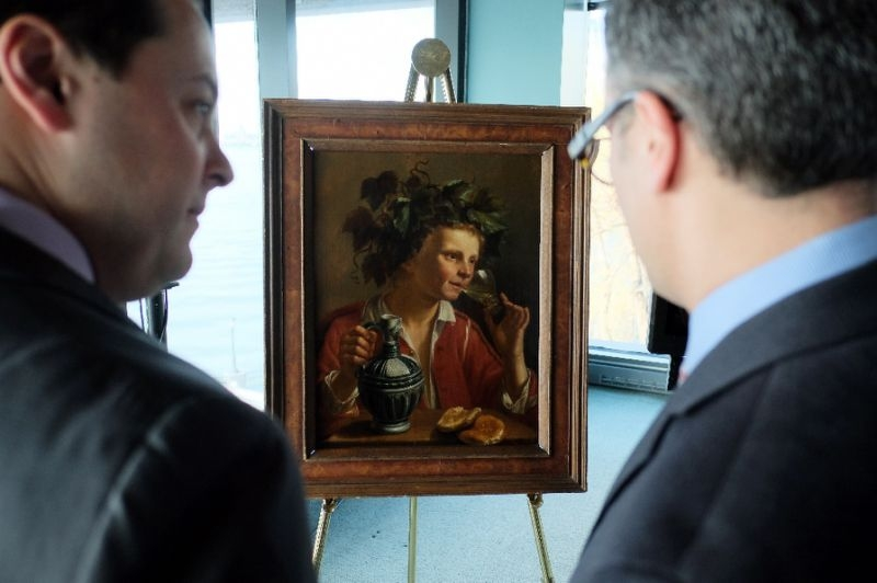 Egy nácik által eltulajdonított festmény került vissza a jogos örökösökhöz