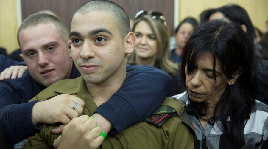 Másfél év börtönt kapott a sebesült palesztin merénylőt agyonlövő izraeli katona