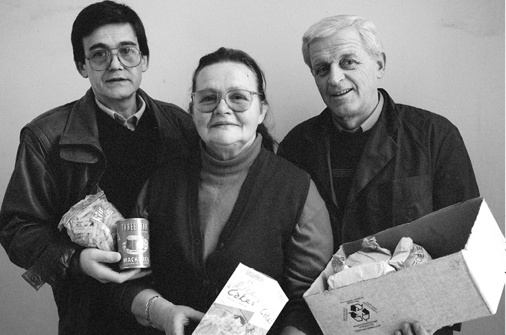 Túlélés Szarajevóban – A Centropa Alapítvány kiállítása