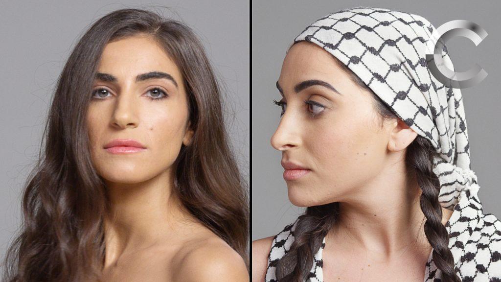 Így változott az izraeli és a palesztin szépségideál az elmúlt 100 évben