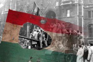 A barikád mindkét oldalán – '56 és a zsidók