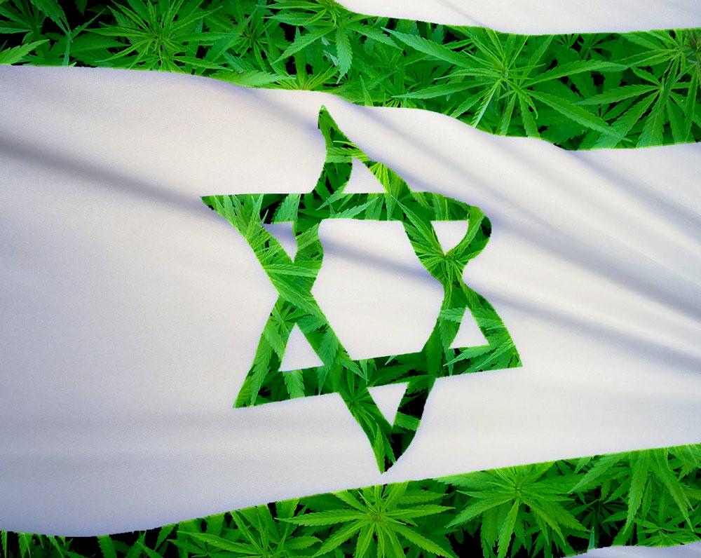 Izrael dekriminalizálja a füvezést