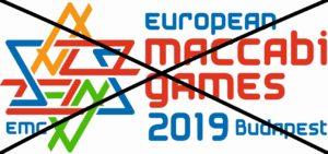 Erre sem kellett sokáig várni – Aláírásgyűjtés indult a budapesti Maccabi Európa Játékok megrendezése ellen