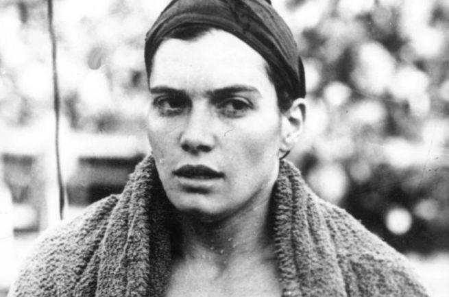 Székely Éva 1952-ben a helsinki olimpián