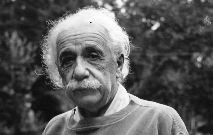Így lett Albert Einstein majdnem Izrael elnöke