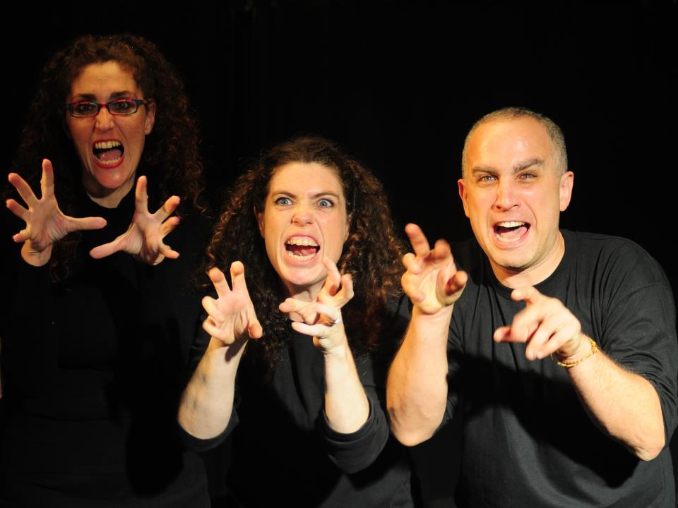 Izraeli playback színház az IKI-ben