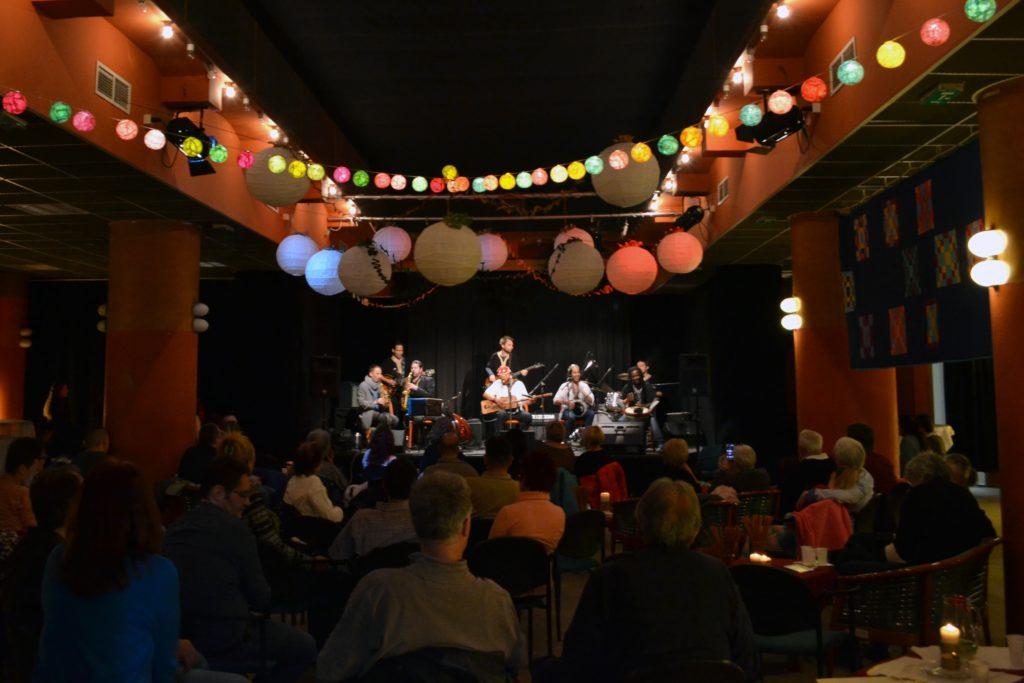 Pészáh-záró mimuna Chalaban koncerttel