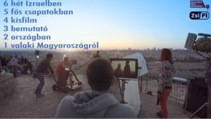 Gyere a Budapesti Zsidó és Izraeli Filmfesztivállal Izraelbe!