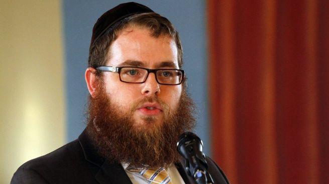 Köves Slomó rabbi (Kép: 24.hu)