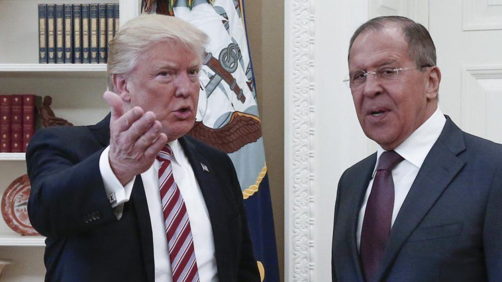 Egy izraeli kém életét veszélyeztette a Trump által az oroszoknak kikotyogott titkos információ