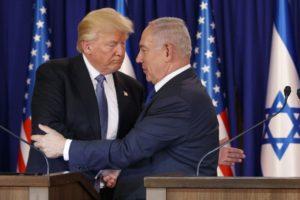 Trump derűlátó a közel-keleti békét illetően