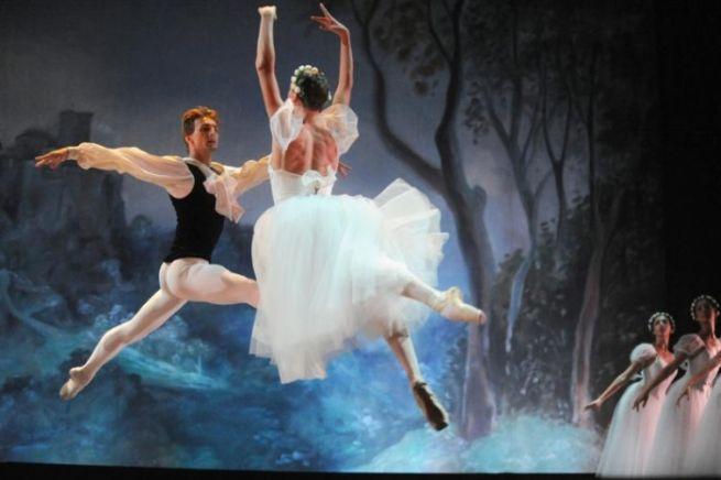 Az Izrael Balett előadása