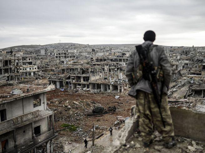 Polgárháború Szíriában