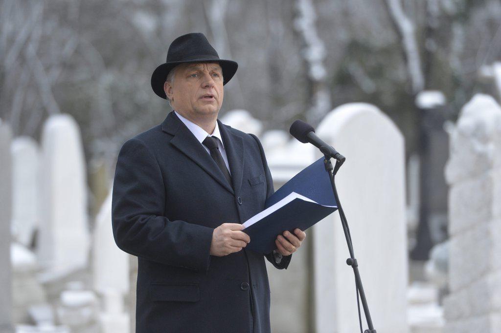Izrael tisztázni szeretné, miért nevezte Orbán kivételes vezetőnek Horthy Miklóst