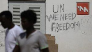 Izrael menekülteknek ad ideiglenes letelepedési engedélyt