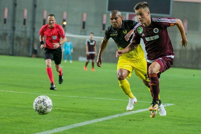 Beitar Jeruzsálem-Vasas meccs az Európa-ligában