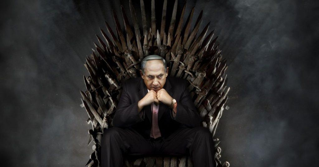 Amikor Izrael a Trónok harcával találkozik