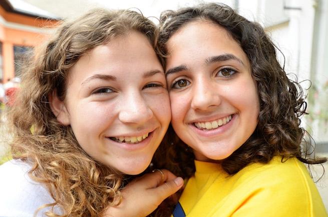 Egy tábor, ahol a gyerekek háborítatlanul élhetik meg zsidóságukat