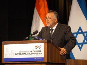 Orbánt és Netanjahut is kiosztotta a Mazsihisz elnöke