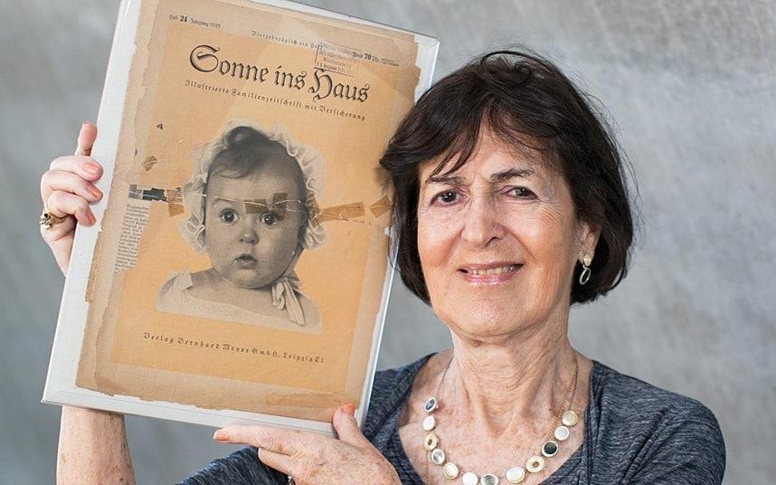 A tökéletes árja gyermek, aki tulajdonképpen zsidó volt