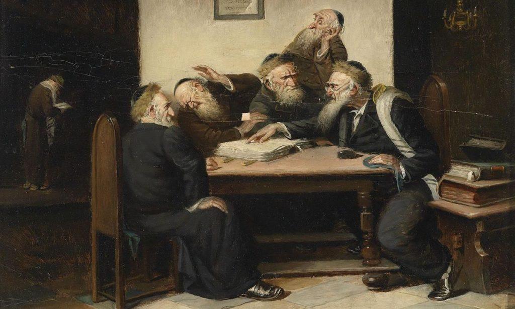 Talmudtanfolyam a Páva utcai zsinagógában