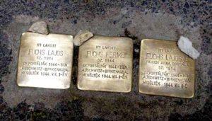 Debrecennek nem igazán jön át a botlatókövekkel való megemlékezés