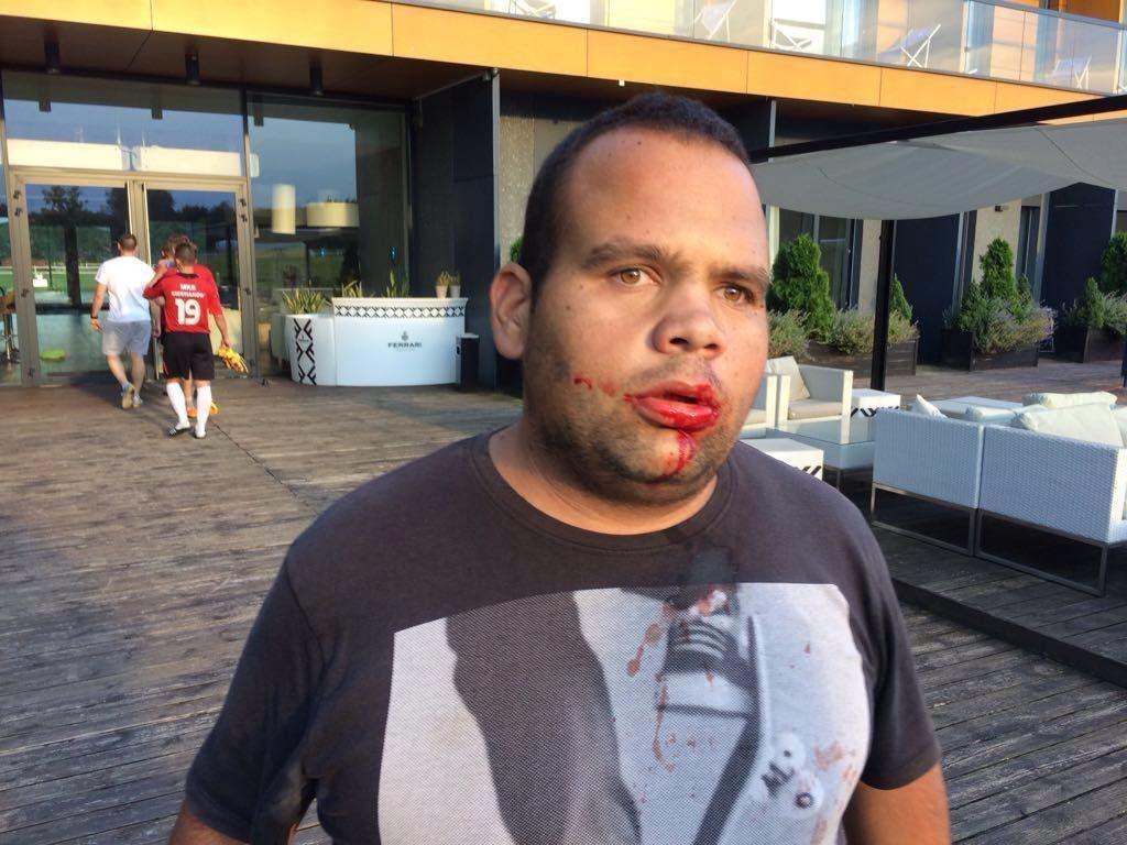 Izraeli sportolókra támadtak Lengyelországban