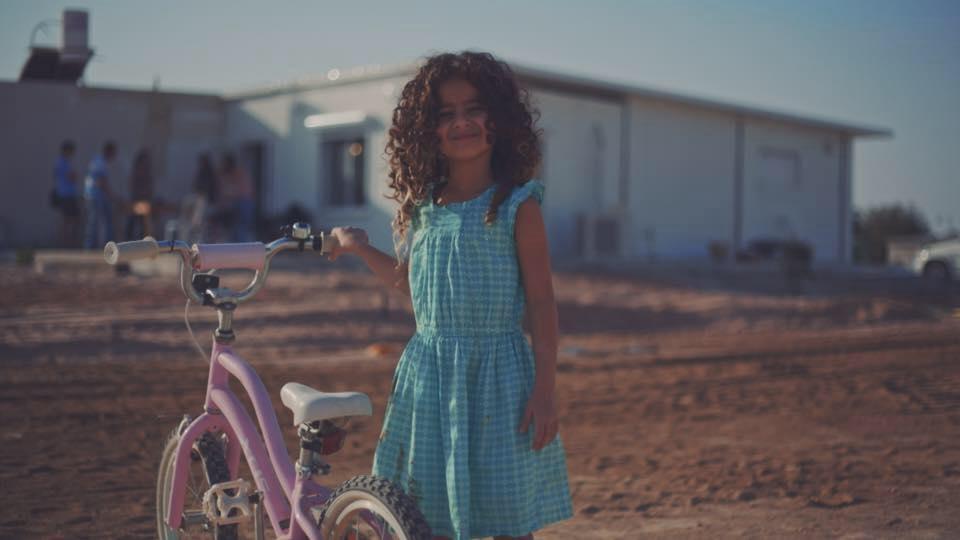 Olyan videót készítettek Izrael egyik távoli csücskéről, hogy rögtön kedved támad beköltözni a sivatagba