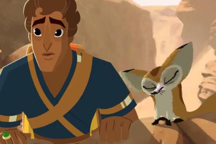 Nemsokára a mozikban a Salamon király kalandjai