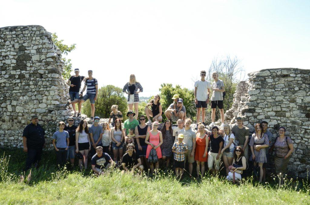 Finnországból érkezett fiatalokat látott vendégül a Jaffe Zsidó Családsegítő