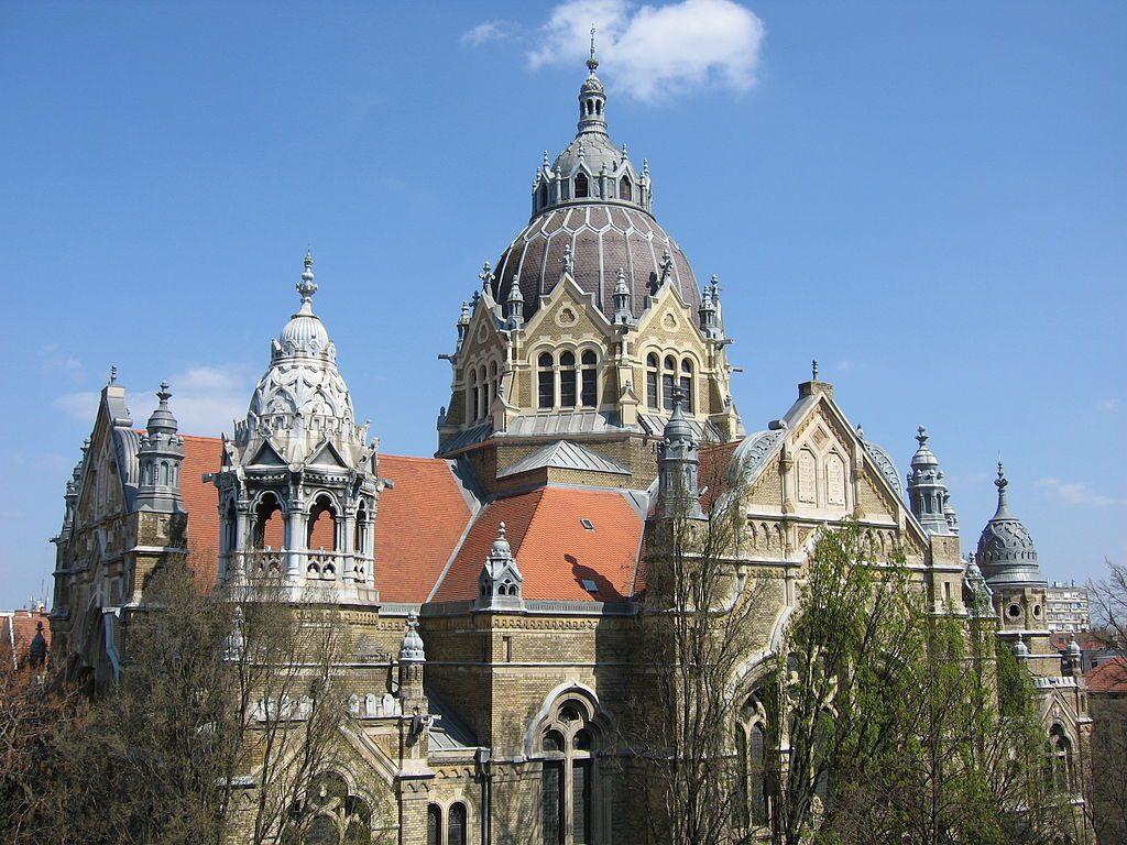 Nemsokára befejeződik a szegedi zsinagóga felújítása