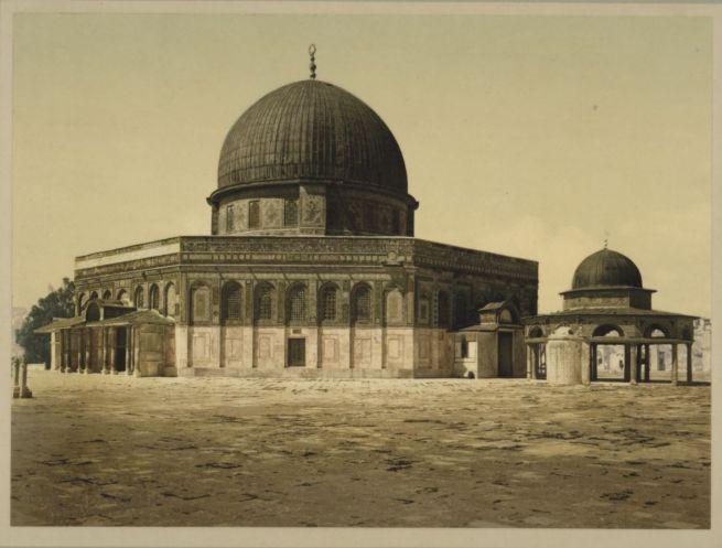 A Sziklamecset Jeruzsálemben